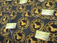 Bordir komputer badge jiu jitsu club indonesia