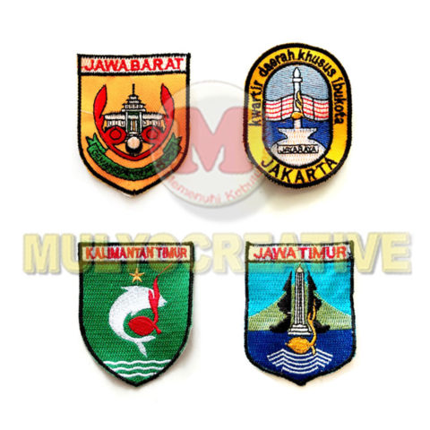 Jual Perlengkapan Seragam Pramuka Emblem Bordir Logo Kwartir Daerah Gerakan Pramuka Pesan Name Tag Lencana Pin Plakat Lycal Resin Atribut Pramuka Akrilik Papan Nama Envolet Bordir Badge Pin Kuningan Kayu