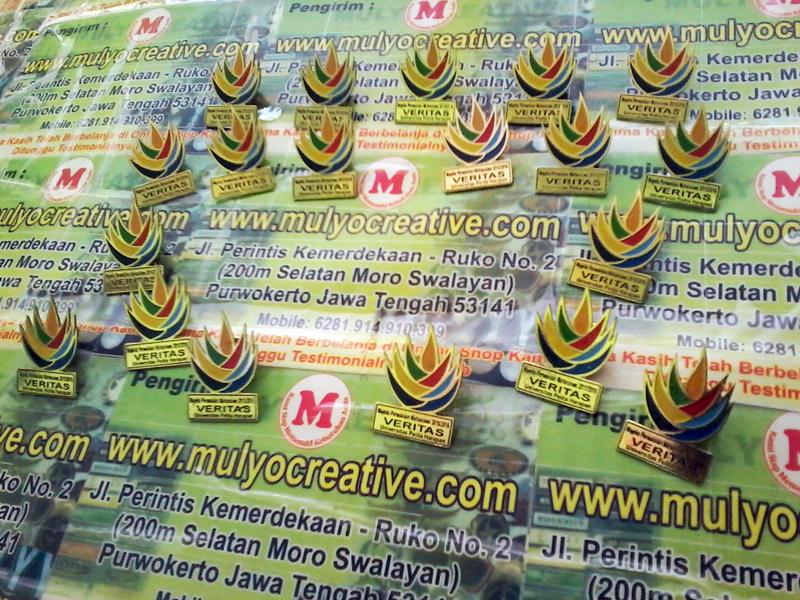 Pin Logo Majelis Perwakilan Mahasiswa, MPM UPH