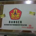 Pesan Bendera Partai komunitas panji mulyocreative