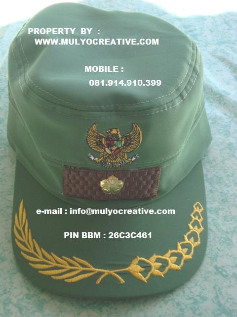 topi pemerintahan