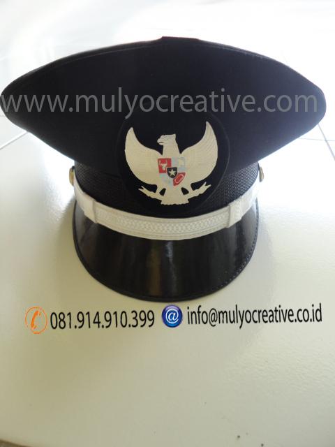 pemesanan topi lurah