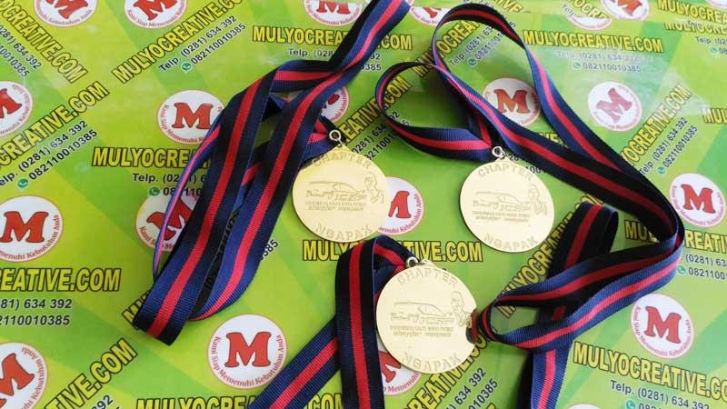 Medali Chapter Ngapak