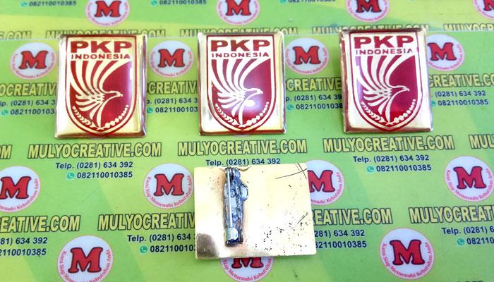 Pin PKP, Lencana Pin Partai PKPI, Order dan Pesan sekarang juga di Mulyo Creative