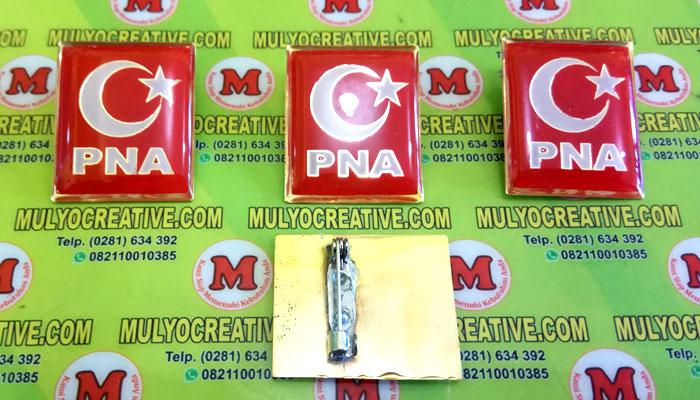 Pin PNA, Lencana Pin Partai PNA, Order dan Pesan sekarang juga di Mulyo Creative