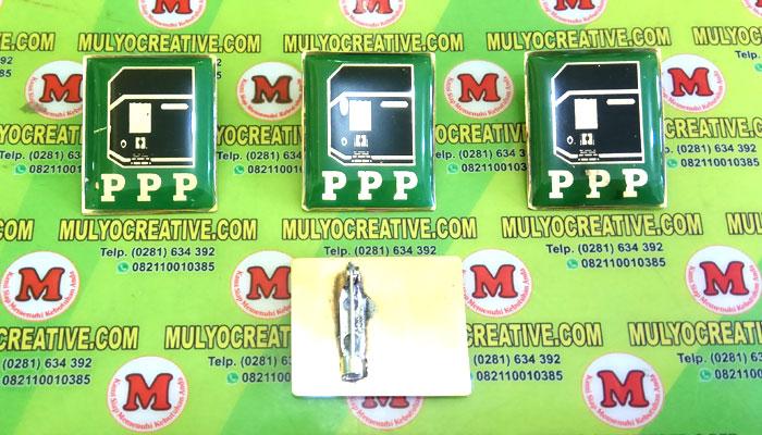 Pin PPP, Lencana Pin Partau PPP, Order dan Pesan sekarang juga di Mulyo Creative
